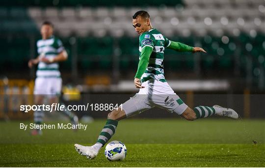 Shamrock Rovers v Cork City - SSE Airtricity League Premier Division
