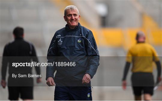 Cork v Limerick - Allianz Hurling League Division 1 Group A Round 4