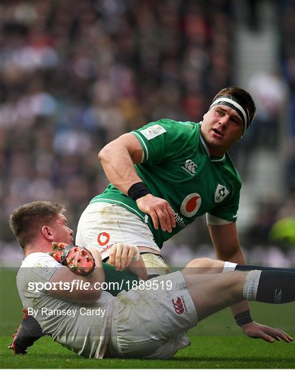 England v Ireland - Guinness Six Nations Rugby Championship