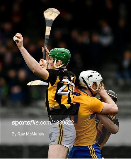 Kilkenny v Clare - Allianz Hurling League Division 1 Group B Round 4