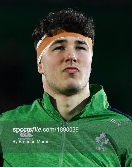England v Ireland - Six Nations U20 Rugby Championship