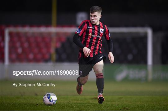 Longford Town v Shamrock Rovers II - SSE Airtricity League First Division