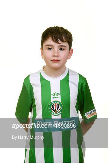 Bray Wanderers U13 Squad Portraits 2020