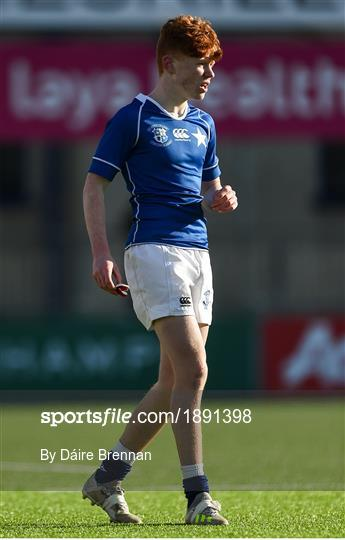 St Vincent's Castleknock College v St Mary's College - Bank of Ireland Leinster Schools Junior Cup Second Round