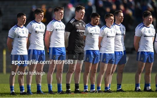 Monaghan v Mayo - Allianz Football League Division 1 Round 4