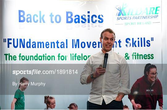 Kildare Sports Partnership 'Back to Basics' Seminar and Round 3 Healthy Ireland Launch