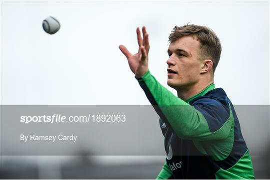 Ireland Rugby Open Training