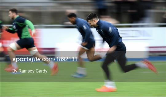 Ireland Rugby Open Training