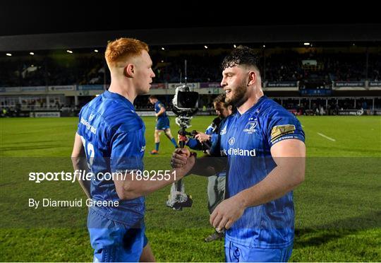Leinster v Glasgow Warriors - Guinness PRO14 Round 13