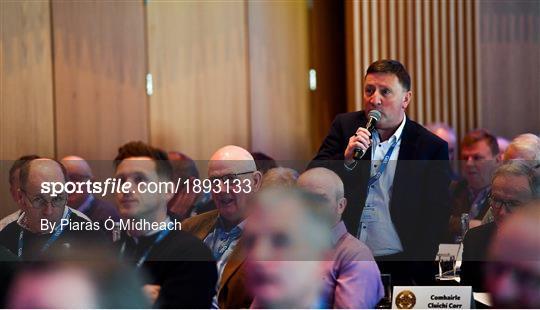 GAA Annual Congress 2020 - Saturday