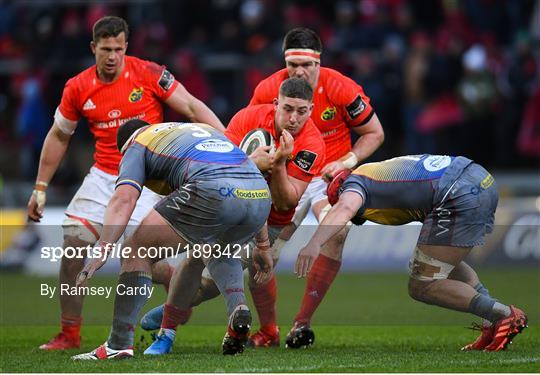 Munster v Scarlets - Guinness PRO14 Round 13