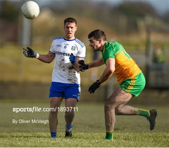 Donegal v Monaghan - Allianz Football League Division 1 Round 5