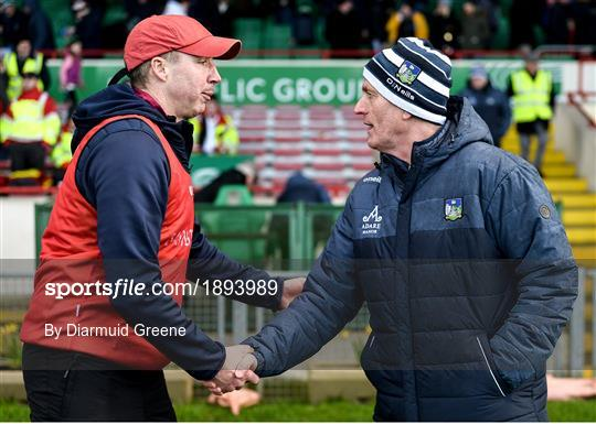 Limerick v Westmeath - Allianz Hurling League Division 1 Group A Round 5