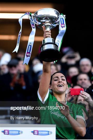 Sarsfields v Slaughtneil - AIB All-Ireland Senior Camogie Club Championship Final