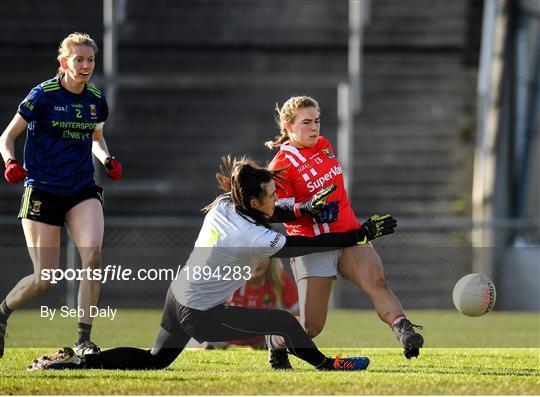 Cork v Mayo - Lidl Ladies National Football League Division 1