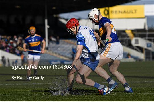 Tipperary v Waterford - Allianz Hurling League Division 1 Group A Round 5