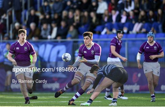 Clongowes Wood College v St Vincent's, Castleknock College - Bank of Ireland Leinster Schools Senior Cup Semi-Final