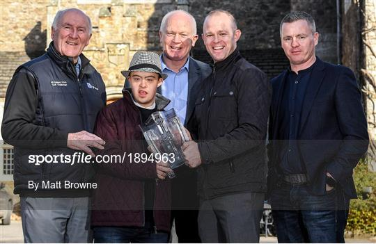 Launch of the 21st annual KN Group All-Ireland GAA Golf Challenge
