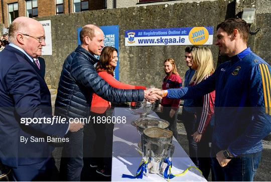 Visit to Ireland by The Duke and Duchess of Cambridge