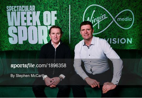 Virgin Media Television's Spectacular Week of Sport