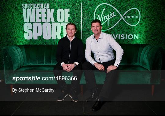 Virgin Media Television's Spectacular Week of Sport