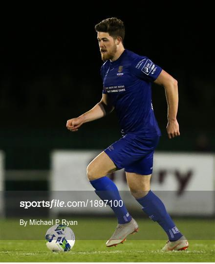 Waterford v Derry City - SSE Airtricity League Premier Division