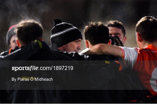 Armagh v Tyrone - Bank of Ireland Dr McKenna Cup Round 3