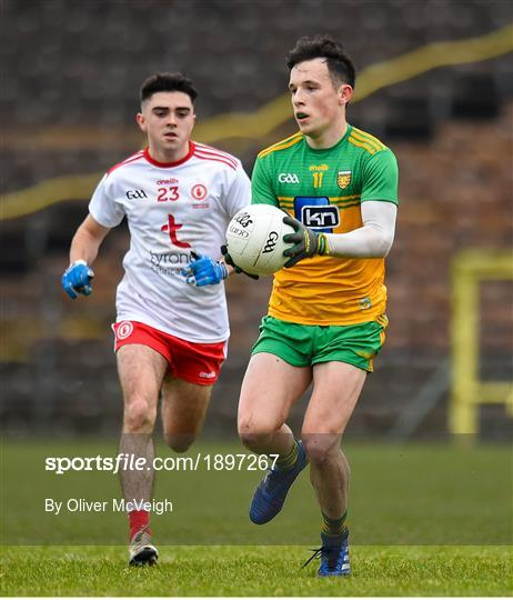 Tyrone v Donegal - EirGrid Ulster GAA Football U20 Championship Final
