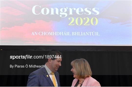 LGFA Annual Congress 2020