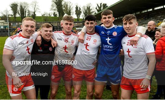 Tyrone v Donegal - EirGrid Ulster GAA Football U20 Championship Final