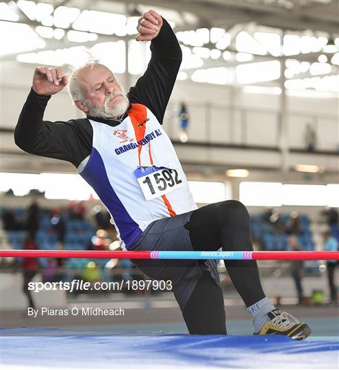 Irish Life Health National Masters Indoors Athletics Championships