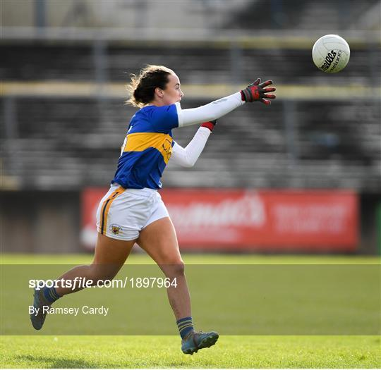 Galway v Tipperary - 2020 Lidl Ladies National Football League Division1 Round 5