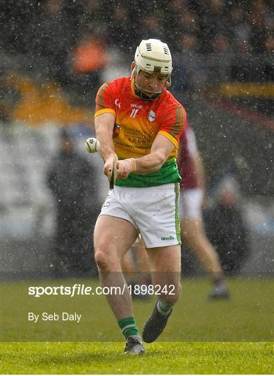 Westmeath v Carlow - Allianz Hurling League Division 1 Relegation Play-Off