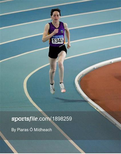 Irish Life Health National Masters Indoors Athletics Championships