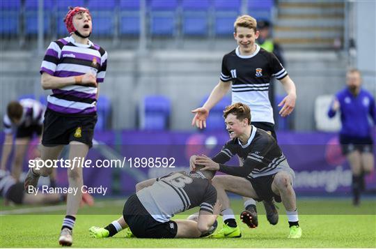 Terenure College v Newbridge College - Bank of Ireland Leinster Schools Junior Cup Semi-Final