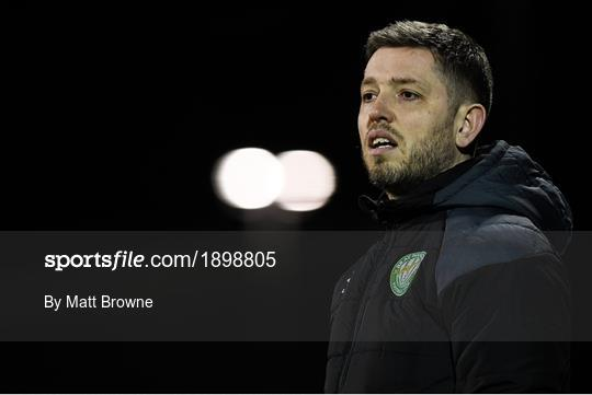 Wexford FC v Bray Wanderers - EA Sports Cup First Round