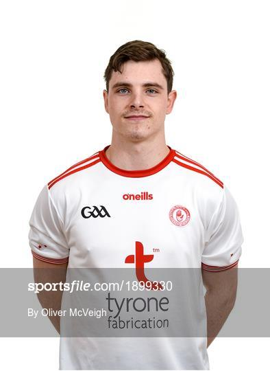 Tyrone Football Squad Portraits 2020