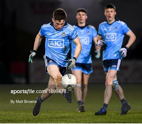 Laois v Dublin - EirGrid Leinster GAA Football U20 Championship Final