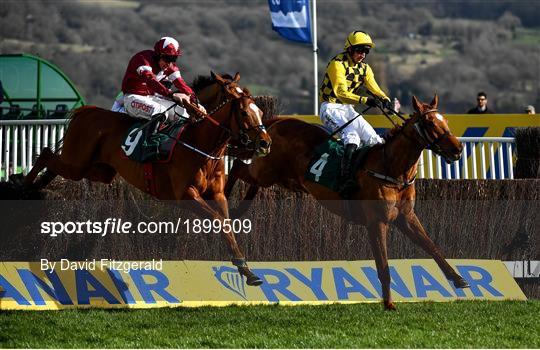 Cheltenham Racing Festival - St Patrick's Day