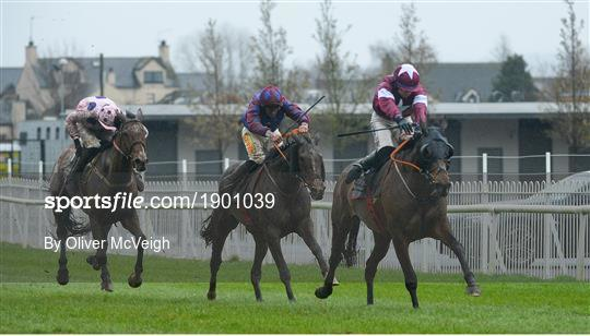 Horse Racing from Down Royal
