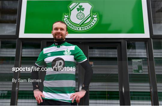 Conan Byrne's Road to the Aviva in aid of the Irish Cancer Society