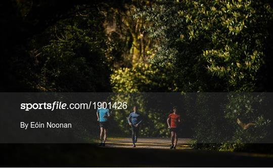 Team Ireland Racewalkers Continue Olympic Preperations