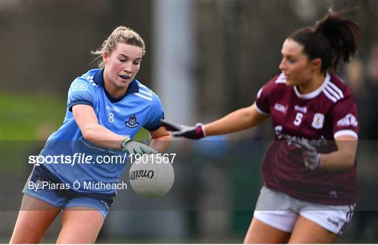 Dublin v Galway - 2020 Lidl Ladies National Football League Division 1 Round 4