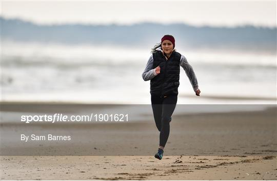 Phil Healy Training Session