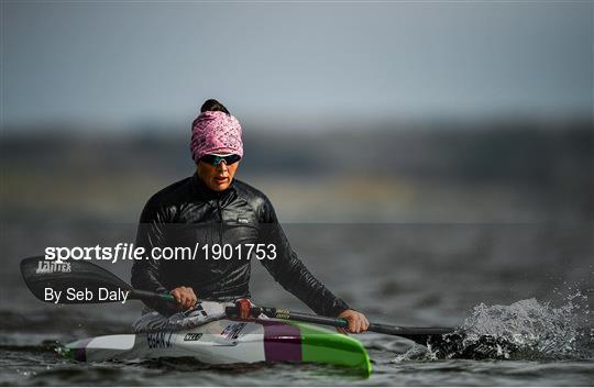 Jenny Egan Training Session