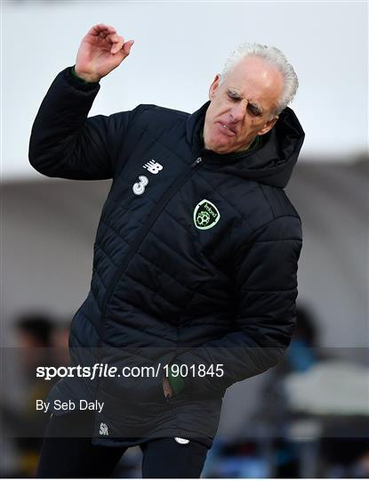 Mick McCarthy succeeded as Republic of Ireland manager