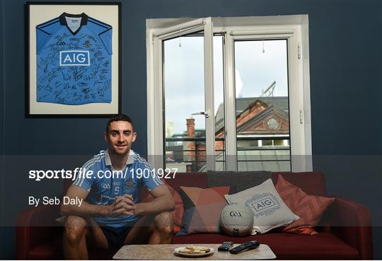 AIG conference call interview with Dublin Footballer James McCarthy
