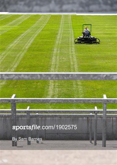 Carlow v Offaly - Leinster GAA Football Senior Championship Round 1