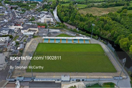 Views of MacCumhaill Park