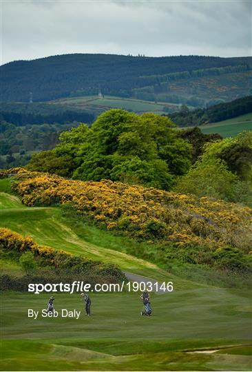Golf Resumes in Ireland
